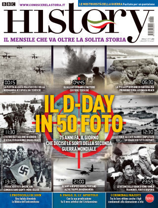 BBC History Italia Luglio 2019