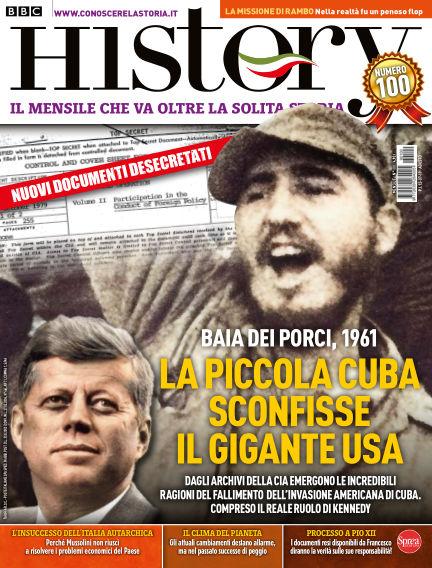 BBC History Italia July 12, 2019 00:00