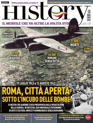 BBC History Italia Settembre 2019