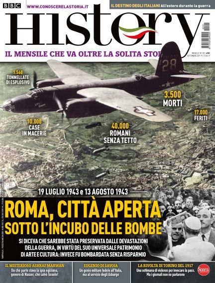 BBC History Italia August 10, 2019 00:00