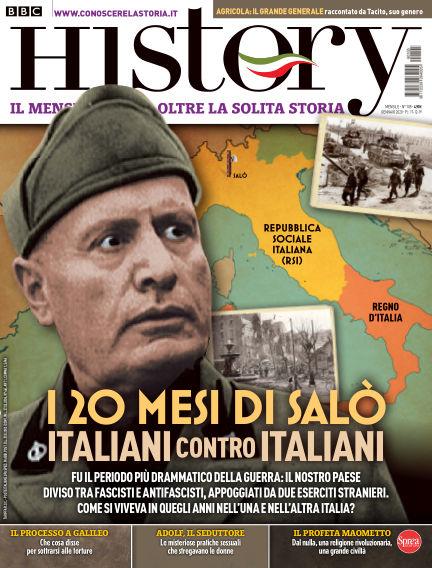BBC History Italia December 17, 2019 00:00