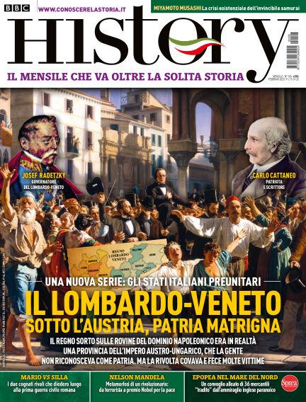 BBC History Italia January 15, 2020 00:00