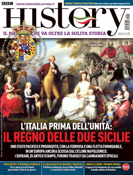 BBC History Italia March 13, 2020 00:00