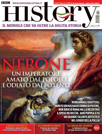 BBC History Italia September 15, 2020 00:00