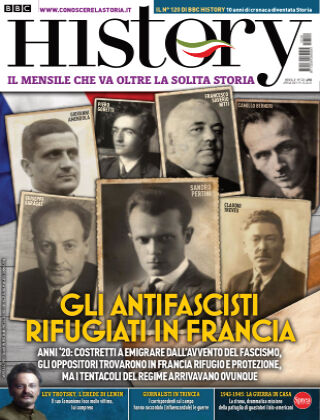 BBC History Italia 120