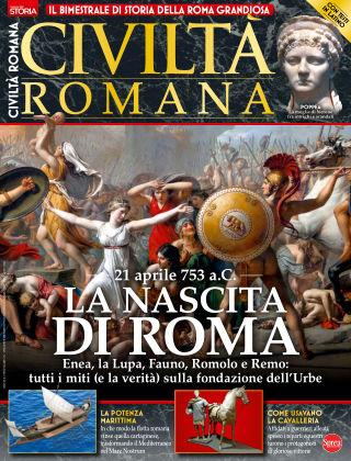 Civiltà romana Aprile Maggio 2019