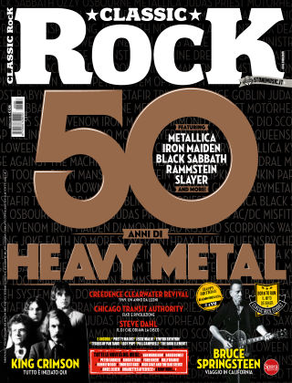 Classic Rock - IT Novembre 2019