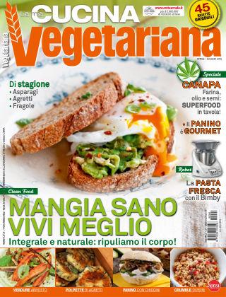 Cucina Vegetariana  Apr Mag 2019