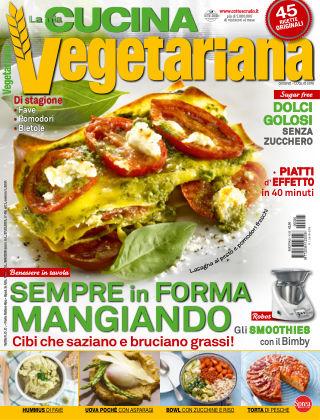 Cucina Vegetariana Giugno Luglio 2019
