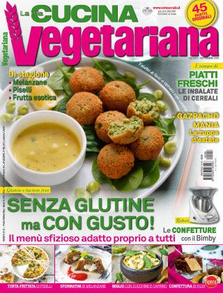 Cucina Vegetariana AgostoSettembre 2019
