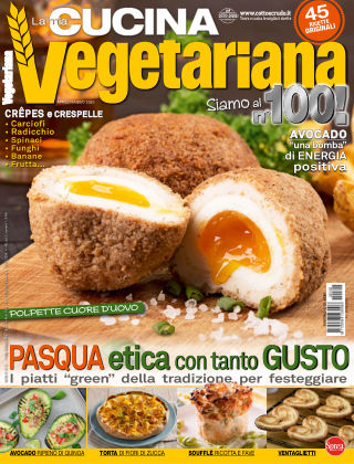 Cucina Vegetariana 100