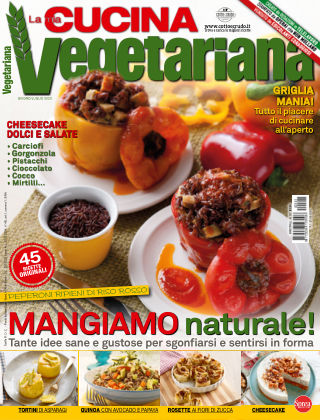 Cucina Vegetariana 101