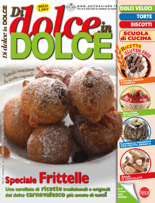 Di dolce in DOLCE Marzo 2019