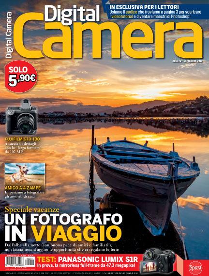 Digital Camera - IT July 24, 2019 00:00