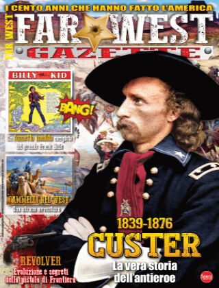 Far West Gazette 21