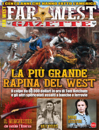 Far West Gazette 22