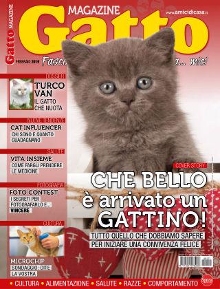 Gatto Magazine 121