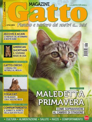 Gatto Magazine Aprile 2019
