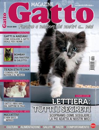 Gatto Magazine Maggio 2019