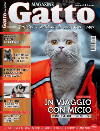 Gatto Magazine LUGLIO 2019