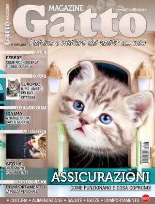 Gatto Magazine Ottobre 2019