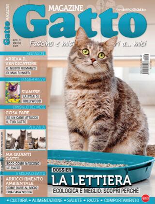 Gatto Magazine 138