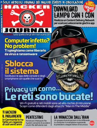 Hacker Journal Marzo 2019