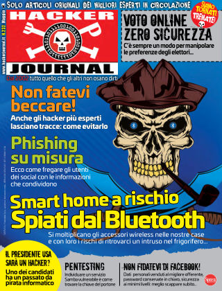 Hacker Journal Maggio 2019