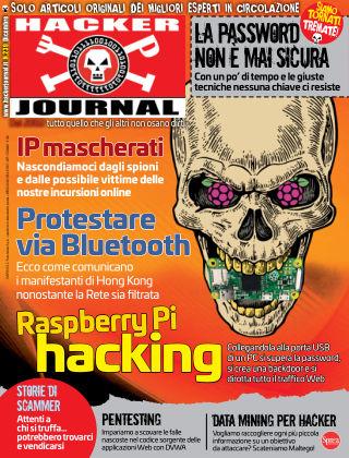 Hacker Journal Dicembre 2019