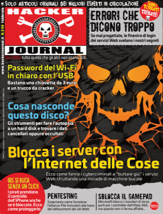Hacker Journal 249