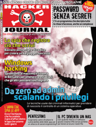Hacker Journal 250