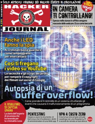 Hacker Journal 256
