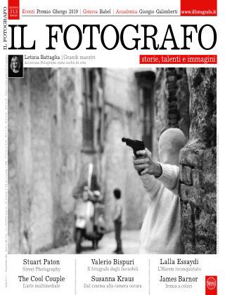 IL FOTOGRAFO Maggio 2019