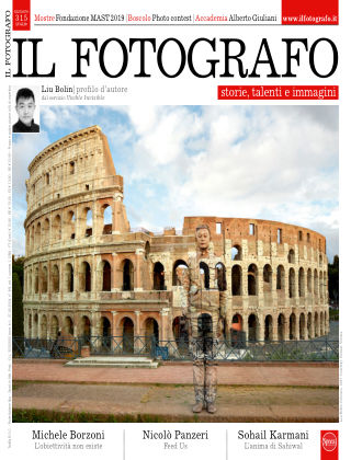 IL FOTOGRAFO Luglio 2019