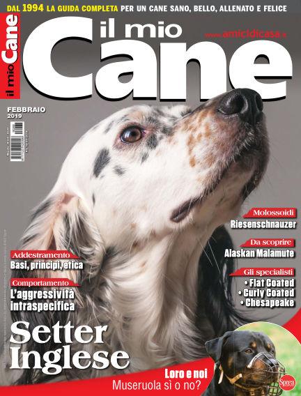 Il Mio Cane January 15, 2019 00:00