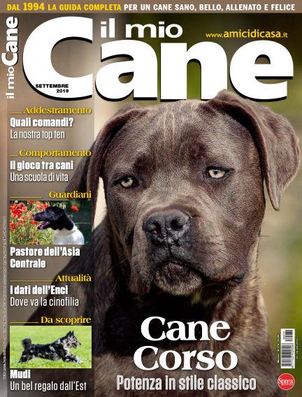 Il Mio Cane August 09, 2019 00:00