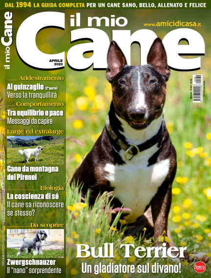 Il Mio Cane March 14, 2020 00:00