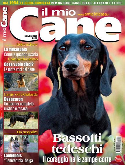 Il Mio Cane October 15, 2020 00:00