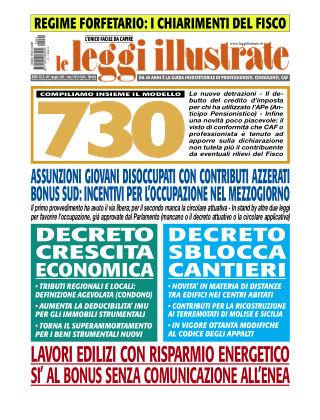 Leggi Illustrate Maggio2019