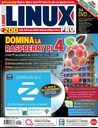 Linux Pro 200