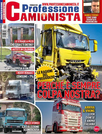Professione Camionista January 30, 2019 00:00
