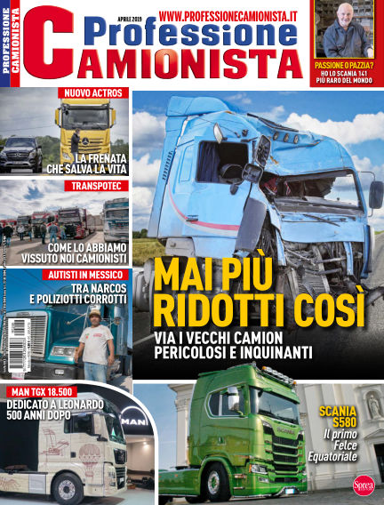 Professione Camionista March 29, 2019 00:00