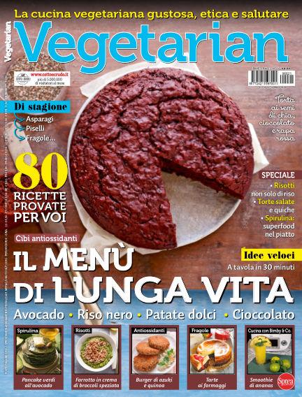 Vegetarian - IT February 08, 2019 00:00