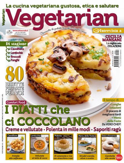 Vegetarian - IT December 10, 2019 00:00