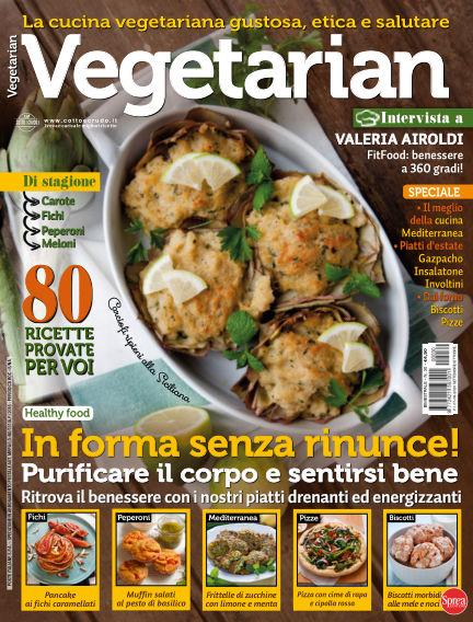 Vegetarian - IT August 07, 2020 00:00