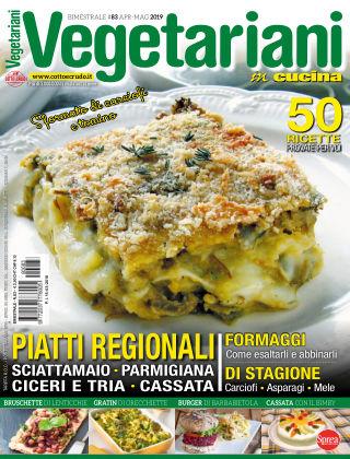Vegetariani in Cucina  Aprile Maggio 201
