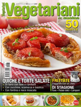 Vegetariani in Cucina Giugno Luglio 2019