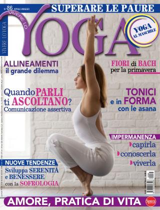 Vivere lo Yoga Aprile Maggio 2019