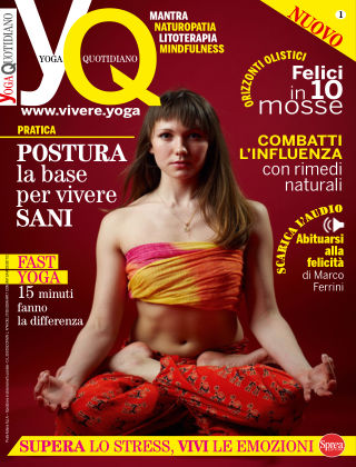 Nuovo Yoga Quotidiano 1