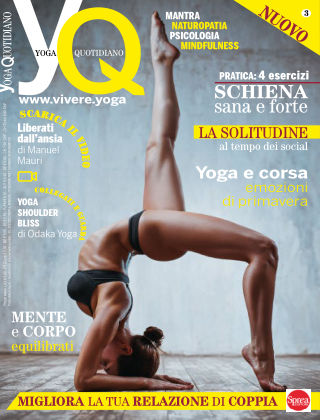 Yoga Quotidiano Numero3 2019
